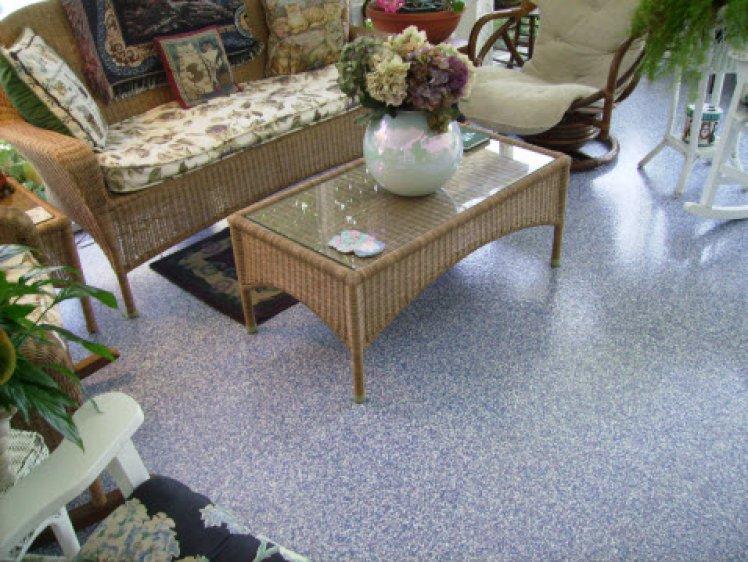 Interior Floors Gallery Sierra Concrete Resurfacing