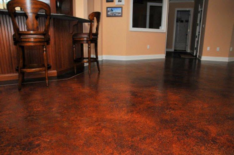Painting Interior Concrete Floors - interior ideas ~ photolex.net