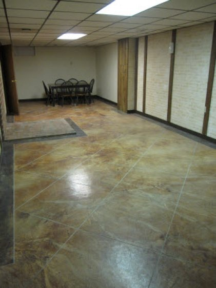 Interior Floors Gallery Sierra Concrete Resurfacing