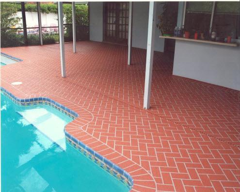 Pool Decks Gallery Sierra Concrete Resurfacing Sacramento Ca