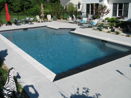 Concrete Pool Deck Finishes Brilliant Latest Concrete Pool Deck Coatings  Sierra Concrete Resurfacing