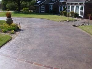 concrete driveways sacramento