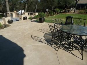 concrete patio sacramento