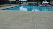 Commercial Decorative Concrete Resurfacing